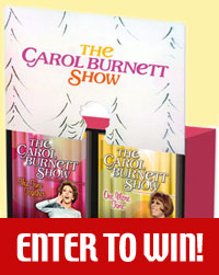 The Carol Burnett Show on DVD!