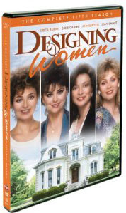 TV Blog / Designing Women DVD