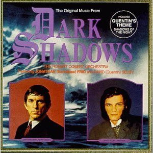Dark Shadows Soundtrack Album