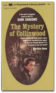 Dark Shadows Novels of the 1970s