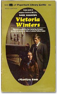 Victoria Winters / Dark Shadows Novels of the 1970s