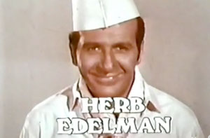 The Good Guys TV Show / Herb Edelman