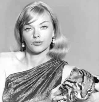 Honey west / Single girls on TV in the 1950s