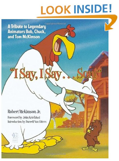 I Say, I Say Son! / Book Review / TVparty!