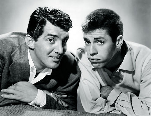 Colgate comedy hour / Martin & Lewis starred