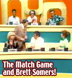 Classic TV star Brett Somers from Match Game
