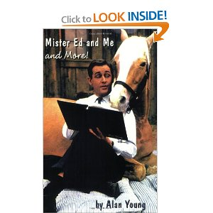 Mr. Ed Book by Alan Young