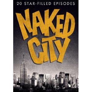 Naked City on DVD