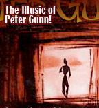The Music of the Peter Gunn TV series