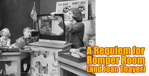 Romper Room in New York