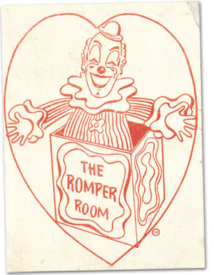 Romper Room in NYC in the 1960s
