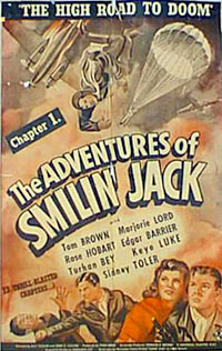 Smilin Jack movie serial