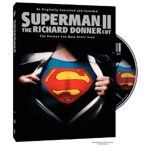 Superman 2 on DVD