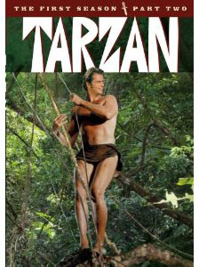 Tarzan TV show on DVD