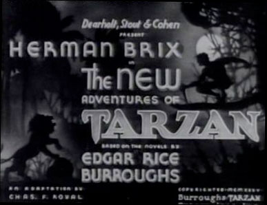 tarzan movie serial