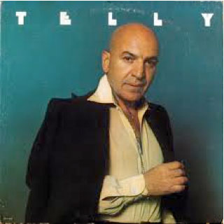 Telly Savalas Album LP