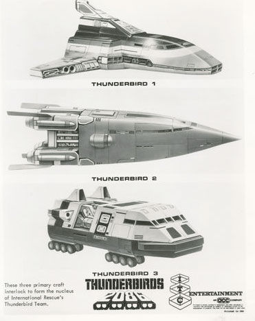 Thunderbirds TV Show
