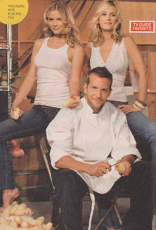 Cast of kitchen confidential
