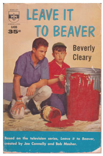 leave it to beaver Book