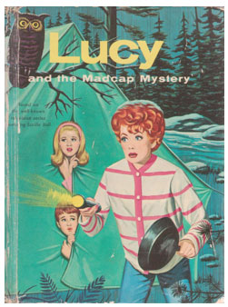 lucy show Book