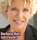 BarbaRA HALL INTERVIEW