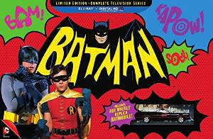 Batman TV Show on Blu-Ray