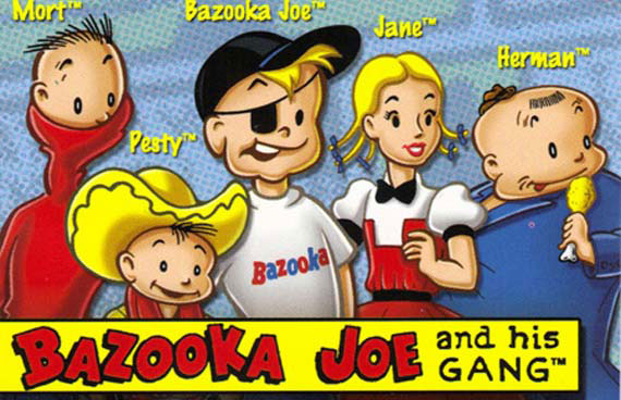 Bazooka Joe gang 2013