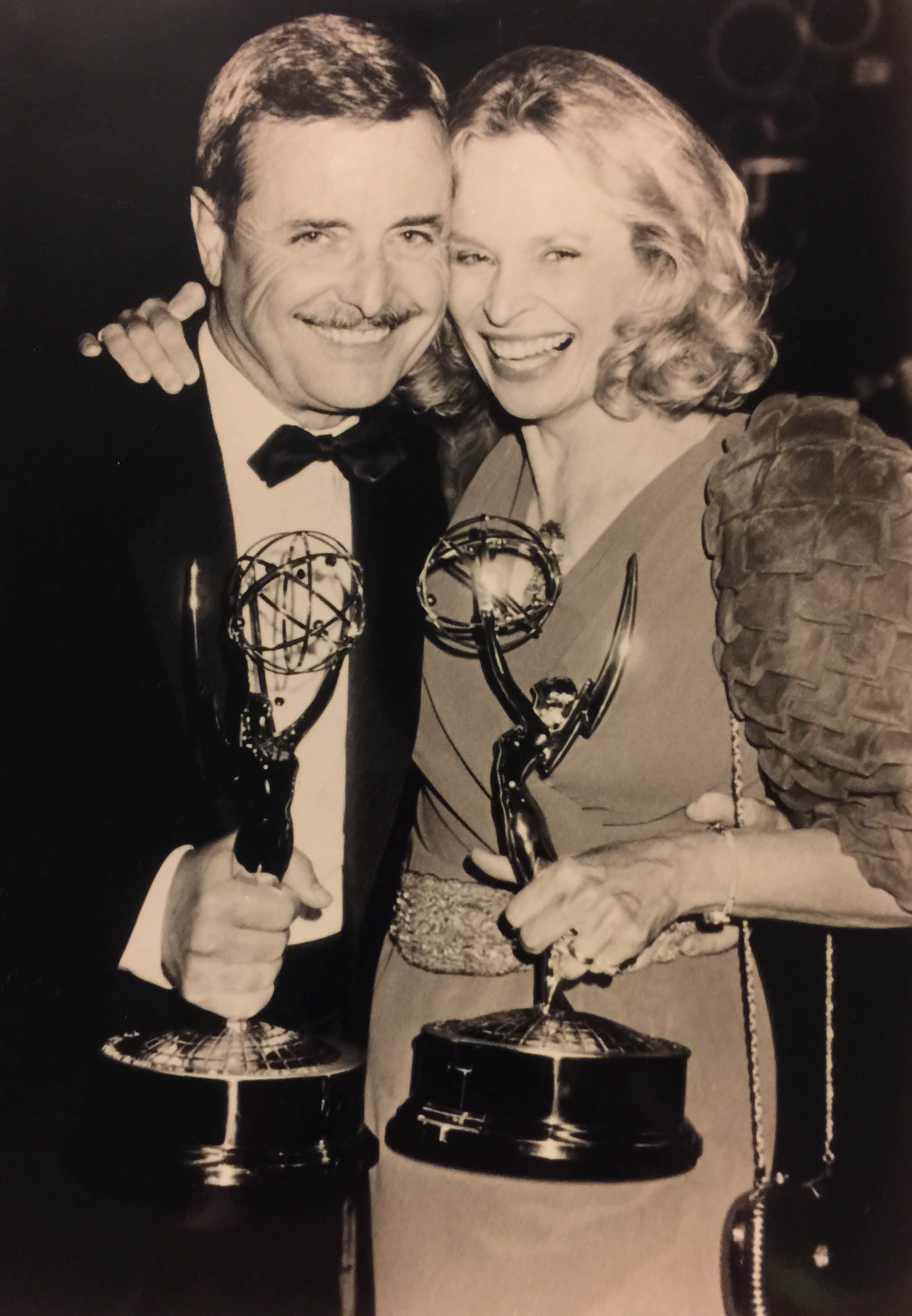 William Daniels and Wife Bonnie Bartlett