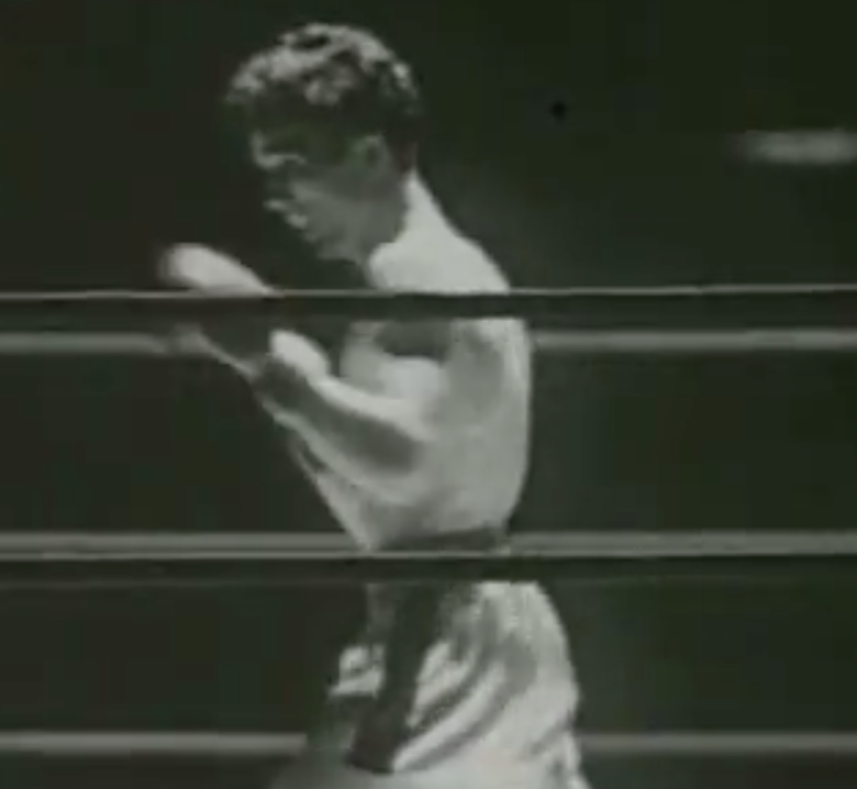 1950s TV boxing