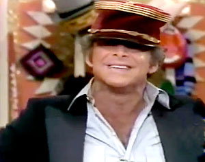The gong show with Chuck Barris