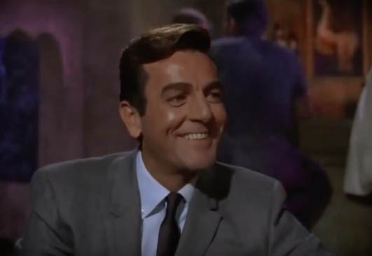 Mike Connors + Mannix TV show 1963