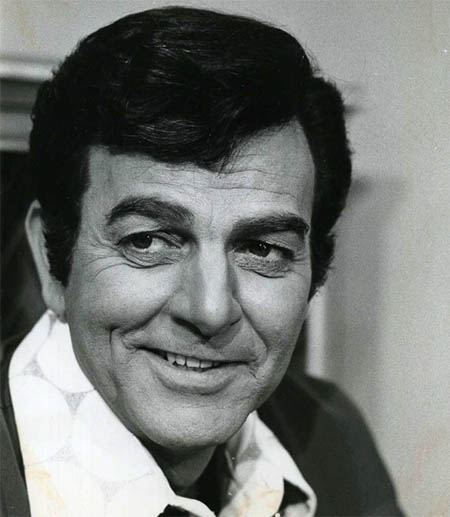 Mike Connors as TV's Mannix