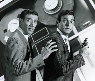 Mike Connors + Mannix