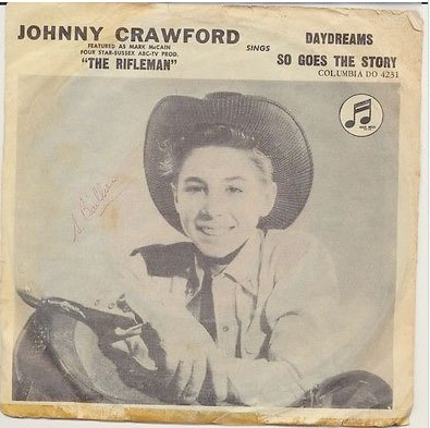 Johnny Crawford Record