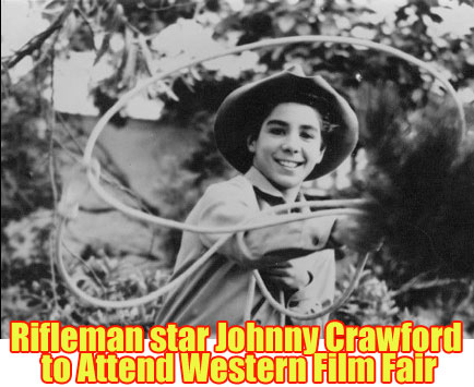 Johnny Crawford of The Rifleman
