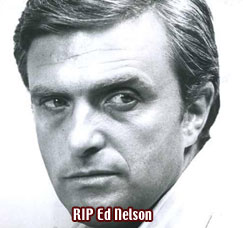 Actor Ed Nelson