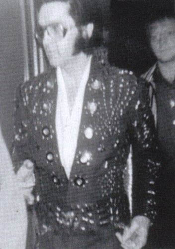 Elvis Greensboro 1972