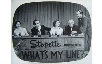What's My Line / Dorothy