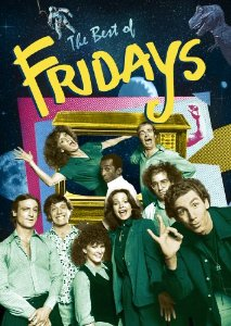 Fridays TV Show on DVD DVD