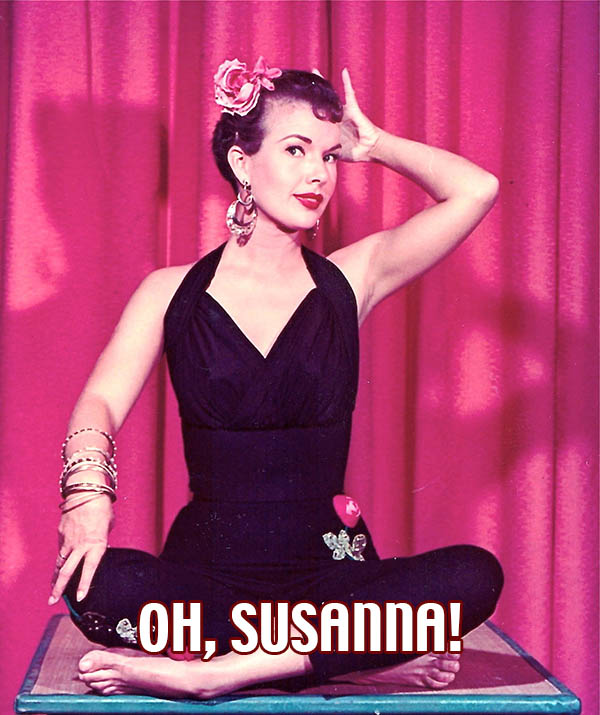 Oh Susanna!  The Gale Storm Show