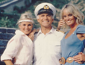 Gavin McLeod in Love Boat
