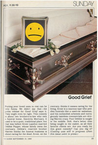 Good Grief TV show