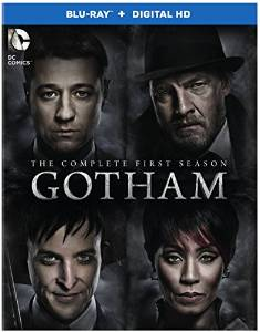Gotham Season 1 on DVD