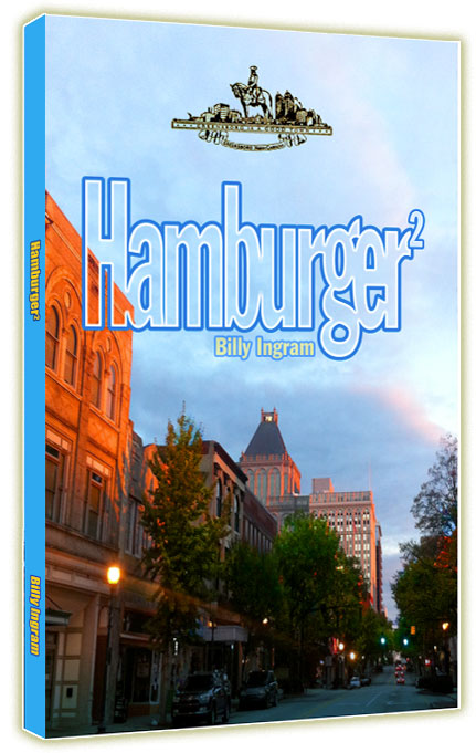 Billy Ingram's Book About Greensboro Hamburger (Squared)
