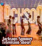 The Jacksons 1970s Summer TV show