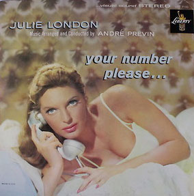 Julie London album
