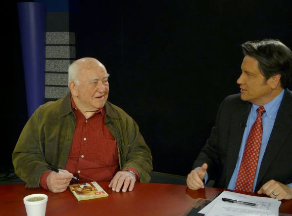 Jim Longworth + Ed Asner