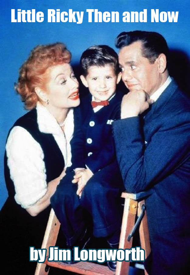 Little Ricky from I Love Lucy Interviewed