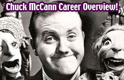 Chuck McCannCareer Overview