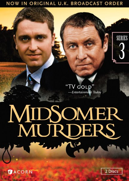 Midsomer Murders on DVD